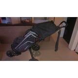 Equipo Completo De Golf Top-flite Xl7000 Bolso Y Carro