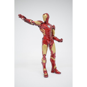 Boneco Iron Man / Homem De Ferro - Crazy Toys Repaint 1/10