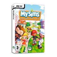 My Sims Juego Pc Original Fisico