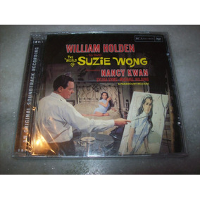 Cd - The World Of Suzie Wong - George Duning - Lacrado - Imp