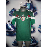 Oferta Jersey adidas Selección Mexicana Mundial 2014 Mexico