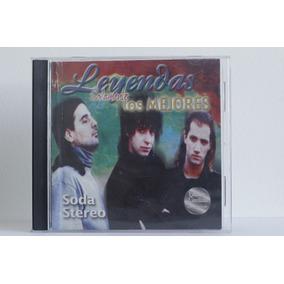 Cd Soda Stereo Leyendas Solamente Los Mejores 2001 México