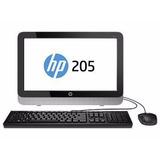 Computadora Hp Aio 205g2 18.5 Amd E1-6010 4gb 1tb Windows10