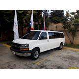 Chevrolet Van Express Pasajeros