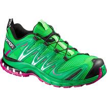 Zapatilla Salomon Xa Pro 3d - Mujer - Trail Running
