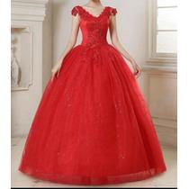 Vestido De Debutante Feito Sob Medidas