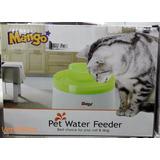 Mango Bebedero Automático Mascotas + Filtro 3 Lts /vets&pets