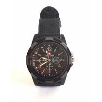 Reloj Swiss Army Estilo Militar Nuevo