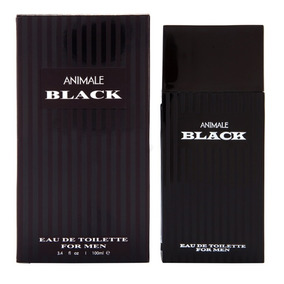 Animale Black 100 Ml Eau De Toilette Spray De Animale