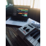 Permuto M-audio Axiom Pro 25