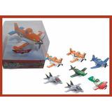 Avion Planes Bravo De 9 Cm