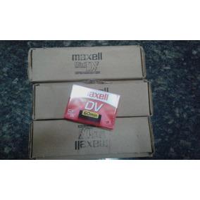 Cinta Maxell Mini Dv 60min Dvm60se (nuevas) Selladas