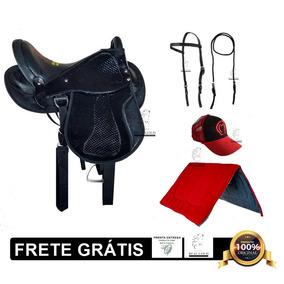Selaria Guiricema Bone Cavalos Acessorios - Animais no Mercado Livre ... 6f586c7b39a