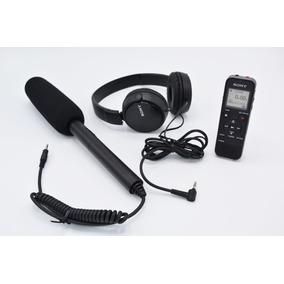 Microfono Espia Profesional Ambiental De Vigilancia