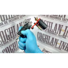 Máquina Tattoo Rotativa Rca Pronac Lpk Roja Tatuajes Tatuar