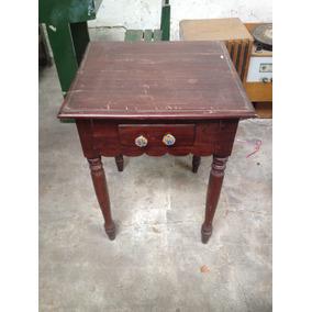 escritorio de madera reciclada c cajn