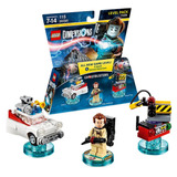 Lego Dimensions - Ghostbusters Level Pack