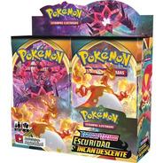 Booster Box Escuridão Incandescente - Pokémon Tcg [ee3]