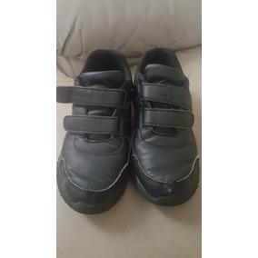 Zapatos Deportivos Colegiales Niño Niña Talla 33 Marca Jump