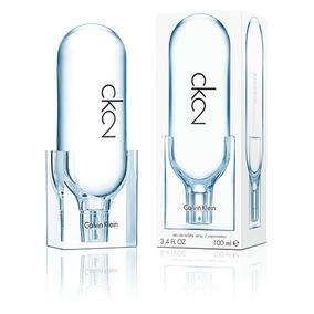 Ck2 Edt 100 Ml Calvin Klein Mujer Y Hombre Pigmento