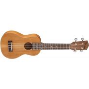 Fender Pihaeu Ukelele Soprano Caoba 095-5652-021 Piha'eu Tm