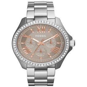 2044fa3aa5a1 Reloj Fossil Para Dama Modelo Am4291 Rgl - Reloj de Pulsera en ...