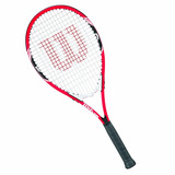 Raqueta Wilson Federer Size 4 3/8inch Adult Strung Tennis
