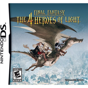 Final Fantasy: The 4 Heroes Of Light - Nintendo Ds