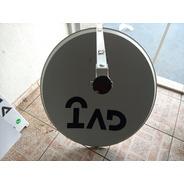 Antena Banda Ku 80 Cm Logo Gvt A Pronta Entrega