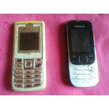 Teléfonos Basicos Zte Y Nokia Usados