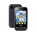Lg T320 Smartphone Libre Cuatribanda Lcd 2.8