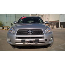 Toyota Rav4 4x2 2013 52500 Km Gris Plata