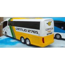 Miniatura Ônibus Viação Gontijo / Ônibus Da Gontijo