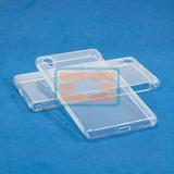 Capa Transparente Flexível Sony Xperia Z2 + Película Vidro