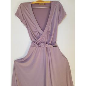 Hot Sale Vestido Corto/seda Fria Sicala T: L/44 Lila