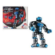 The Robots Megabot Clic & Lig Robô Para Montar Plasbrink