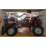 Replica-juguete Cuatriciclo Yamaha Raptor 660r Escala 1:12