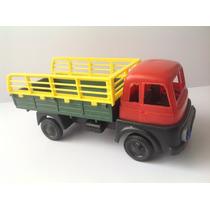 Juguete Camión Antiguo Plastimarx De Los Años 70