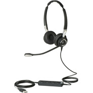 Headset Jabra Biz 2400ii Duo Usb Home Office Canal Oficial