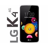 Celular Lg K4 4g 8gb 1gb Ram 5mp Liberado Negro Nuevo