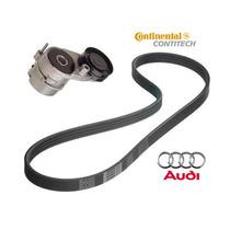 Kit Correia Alternador Tensor Audi A6 2.4 20v V6 95/98