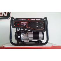 Generador 4200 Watts Marca Poweren