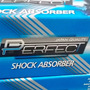 Amortiguador Trasero Izq-der. Ford Laser Del 00/04 G55971t