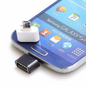 Adaptador Micro Usb Otg Memoria Usb