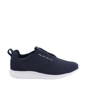 29.5 - Azul Marino - Zapato Casual Perry Ellis 6927 - 180952