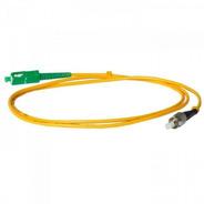 Patch Cord Sc/apc -fc/pc Sm Sx 15 Metros