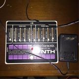 Pedal De Efecto Micro Synth