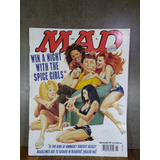 R285 Revista Mad Magazine Noviembre 1997 Spice Girls