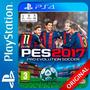 Pes 2017 Pro Evolution Soccer Ps4 Digital Nº1 En Ventas (cp)
