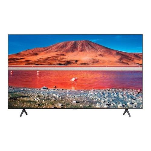 "Smart TV Samsung Series 7 UN43TU7100GXZS LED 4K 43"" 100V/240V"